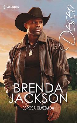 Brenda Jackson - Esposa Olvidada