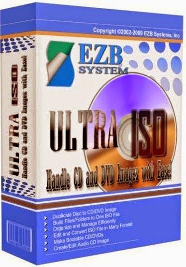 UltraISO Premium v9.6.2 Multilenguaje ESPAÑOL Editor De Archivos De Imagen CD/DVD 1