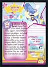 My Little Pony Sapphire Shores Series 2 Trading Card
