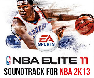 NBA 2K13 EA NBA Elite 11 Soundtrack Mod