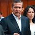 """Ollanta Humala: """"Existe inseguridad jurídica para mi familia"""""""