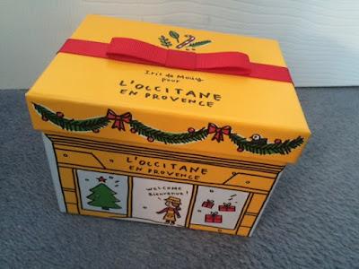 Bath, Beauty, Christmas, L'Occitane, Skin, Iris de Mouy, Luxury