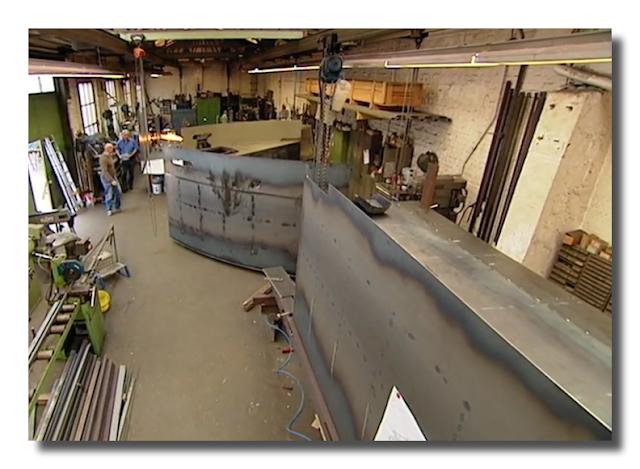 Porzer Baut Sich Ein Eigenes Hausboot Lokalzeit Junkie