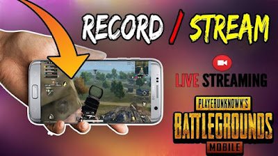 Cara Mudah Live Streaming PUBG Mobile di HP Android