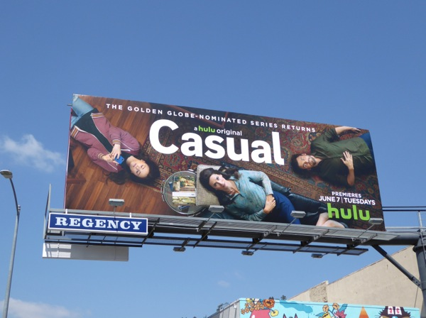 Casual season 2 billboard
