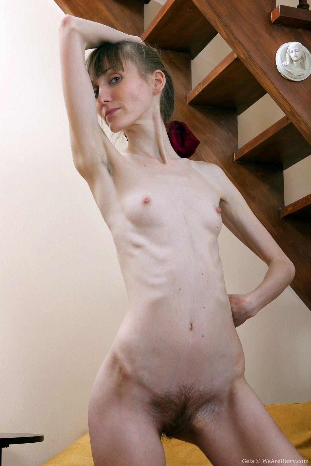 Slim Mature Naked Women