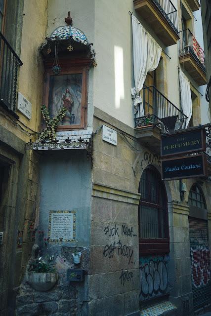サン・セベ通り(Carrer de Sant Sever)