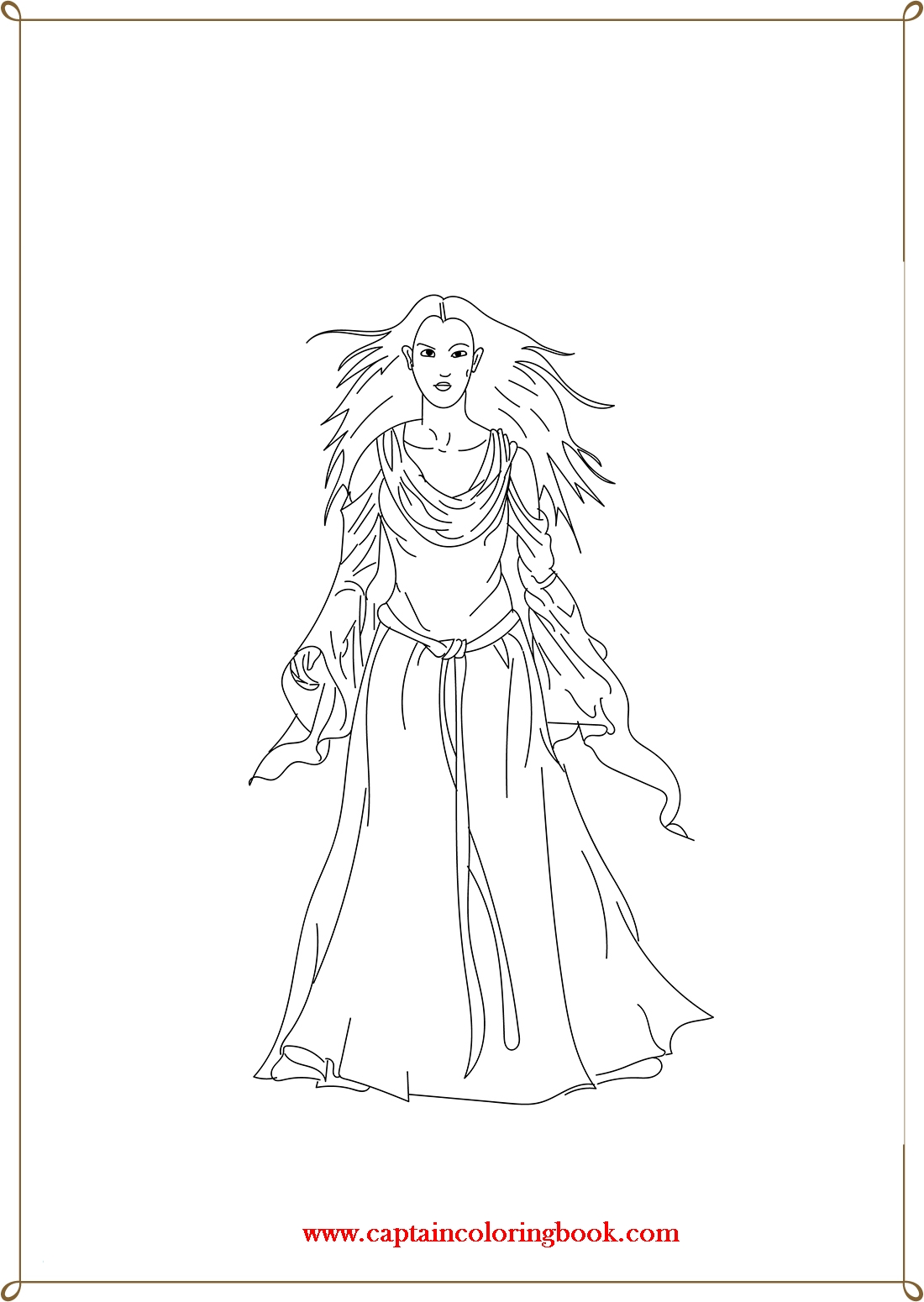 famous lord of the rings orc coloring pages motif professional