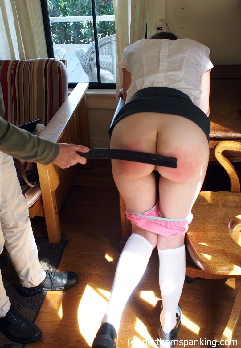 Ass free spank spanking