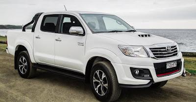 LFS Toyota Hilux Araba Yaması İndir
