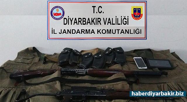 DİYARBAKIR-Diyarbakır'ın Hani ilçesinin doğusu ile Kocaköy ilçesi kuzeyi bölgesinde 01 Nisan 2017 Cumartesi günü saat 07.00'den itibaren başlatılan operasyon 03 Nisan 2017 günü sona erdi. Operasyonlarda çok sayıda silah ile uyuşturucu ele geçirildi.