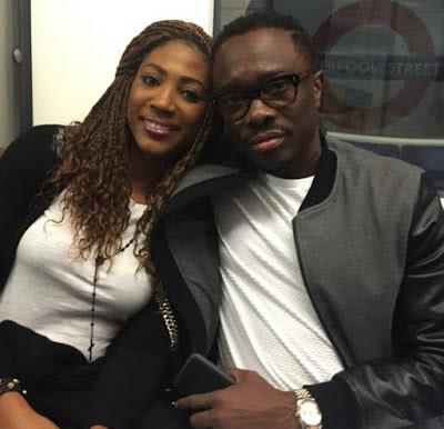 Julius Agwu's Wife clears the air on his health status