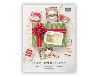 2018 Stampin' Up! Holiday Catalogue
