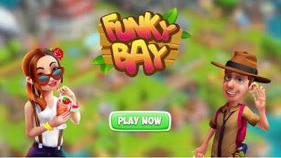 Funky Bay – Farm & Adventure game Apk for Android