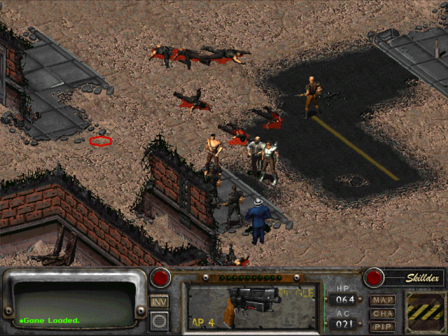 Fallout 2 PC Games for windows