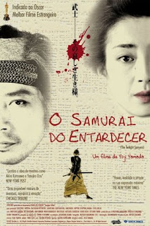 O Samurai do Entardecer Legendado