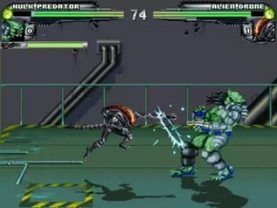 تحميل لعبة Alien Vs Predator MUGEN للكمبيوتر
