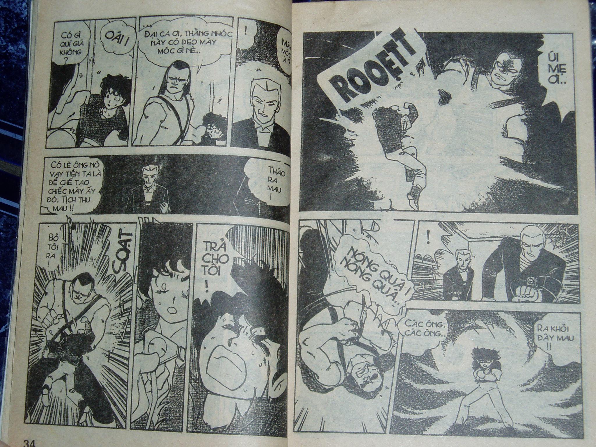Siêu nhân Locke vol 14 trang 17