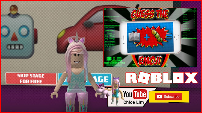 Roblox Guess The Emoji Gameplay - 227 Stages | Walkthrough from stage 1 to 164