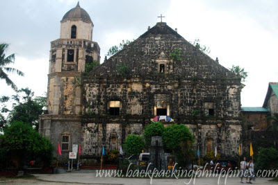 bolinao church of st james the fortress