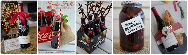 Boozy Holiday Gift Ideas
