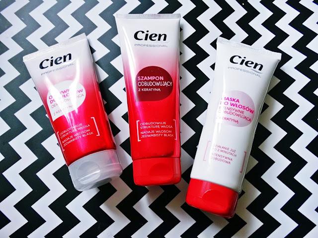 CIEN kosmetyki do pielęgnacji włosów