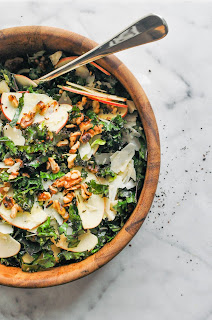 vegetarian apple recipes salad