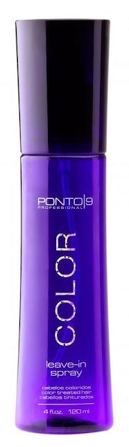 Spray protetor da cor dos cabelos