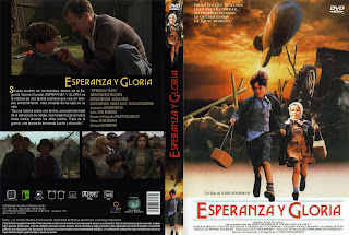 Carátula dvd: Esperanza y gloria (1987) Hope and Glory