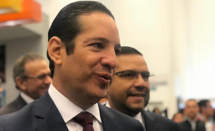 Francisco Domínguez Servién, gobernador del estado de Querétaro. (Foto: Vanguardia Industrial)