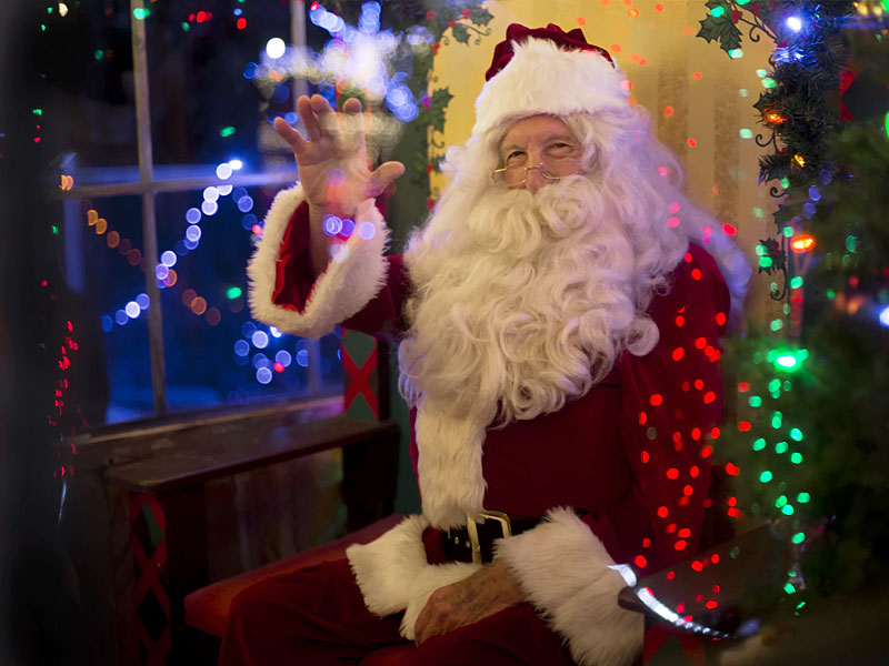 Santa Claus Christmas Images, christmas wishes images