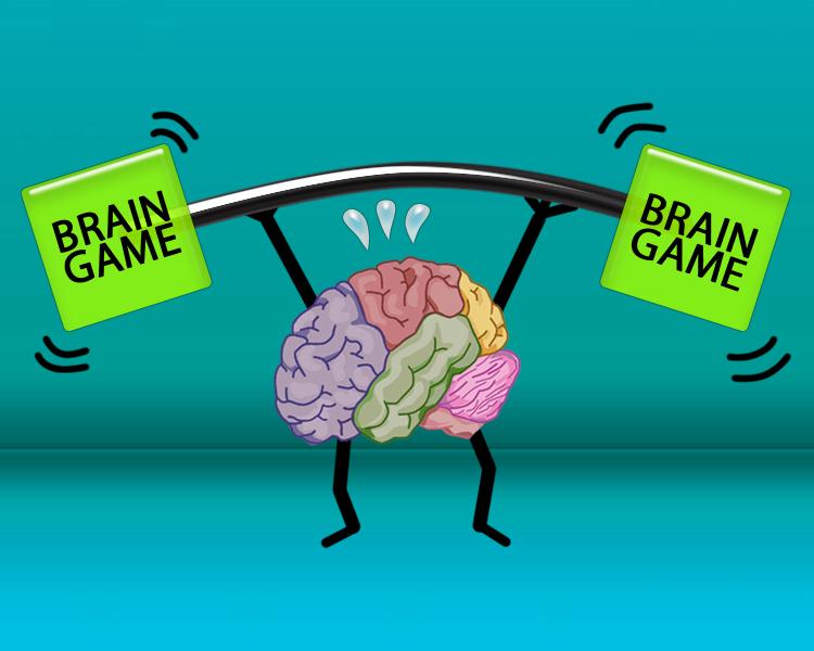 melatih kerja otak dengan brain game