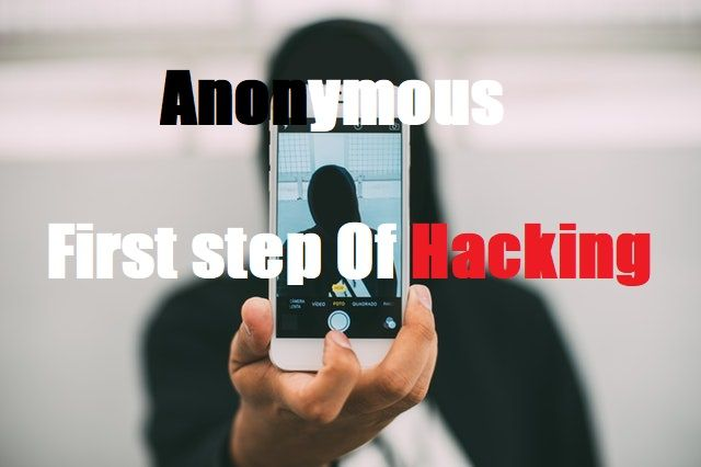 Anonymous: First step of Hacking-crackitdown