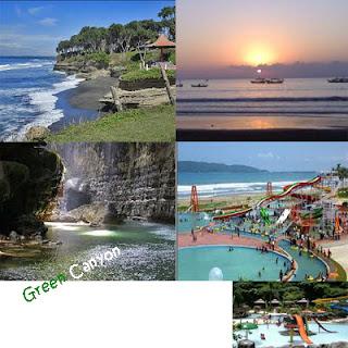 Wisata pangandaran, paket wisata pangandaran, tour pangandaran, family gathering pangandaran