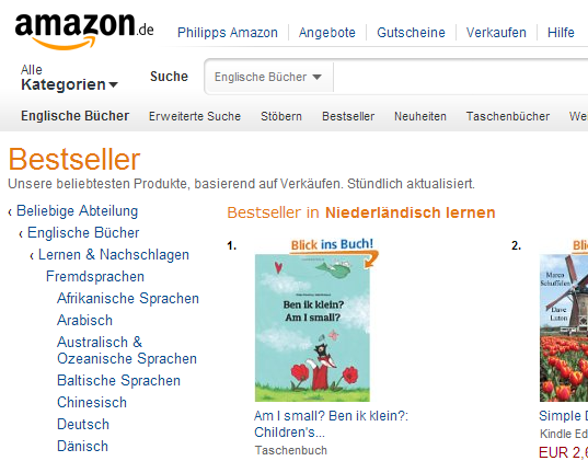 http://www.amazon.de/small-Ben-klein-Childrens-English-Dutch/dp/1494865408/