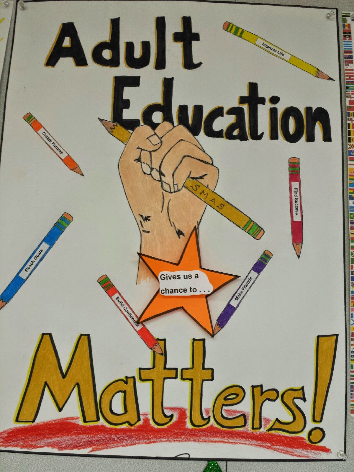 essay on adult literacy ways to end a essay ways to end a essay  adult education matters adult learners matter and here are a few of the wonderful posters the