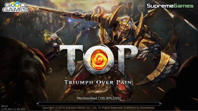 Triump Over Pain Screenshot 1