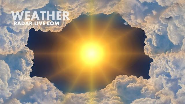 Weather radar forecast