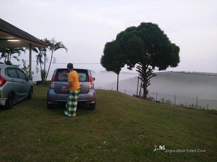 Stay di Jabor macam duduk di Kundasang.