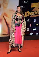 Sonakshi Sinha at Dabangg 3 Premiere HeyAndhra.com