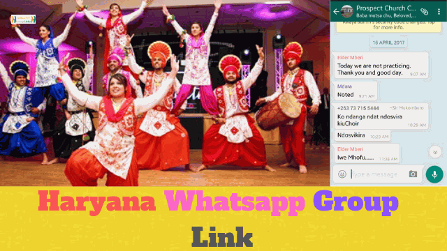 90+ Best Haryana Whatsapp Group Link List For All