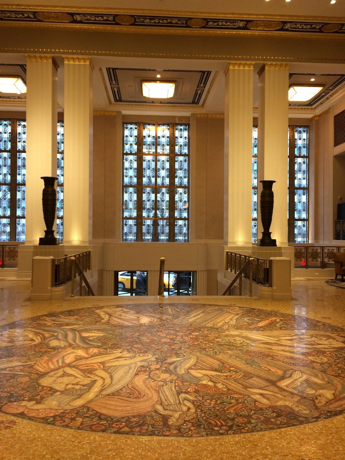 Garden Glamour by Duchess Designs: Waldorf=Astoria - Gotham\'s ...