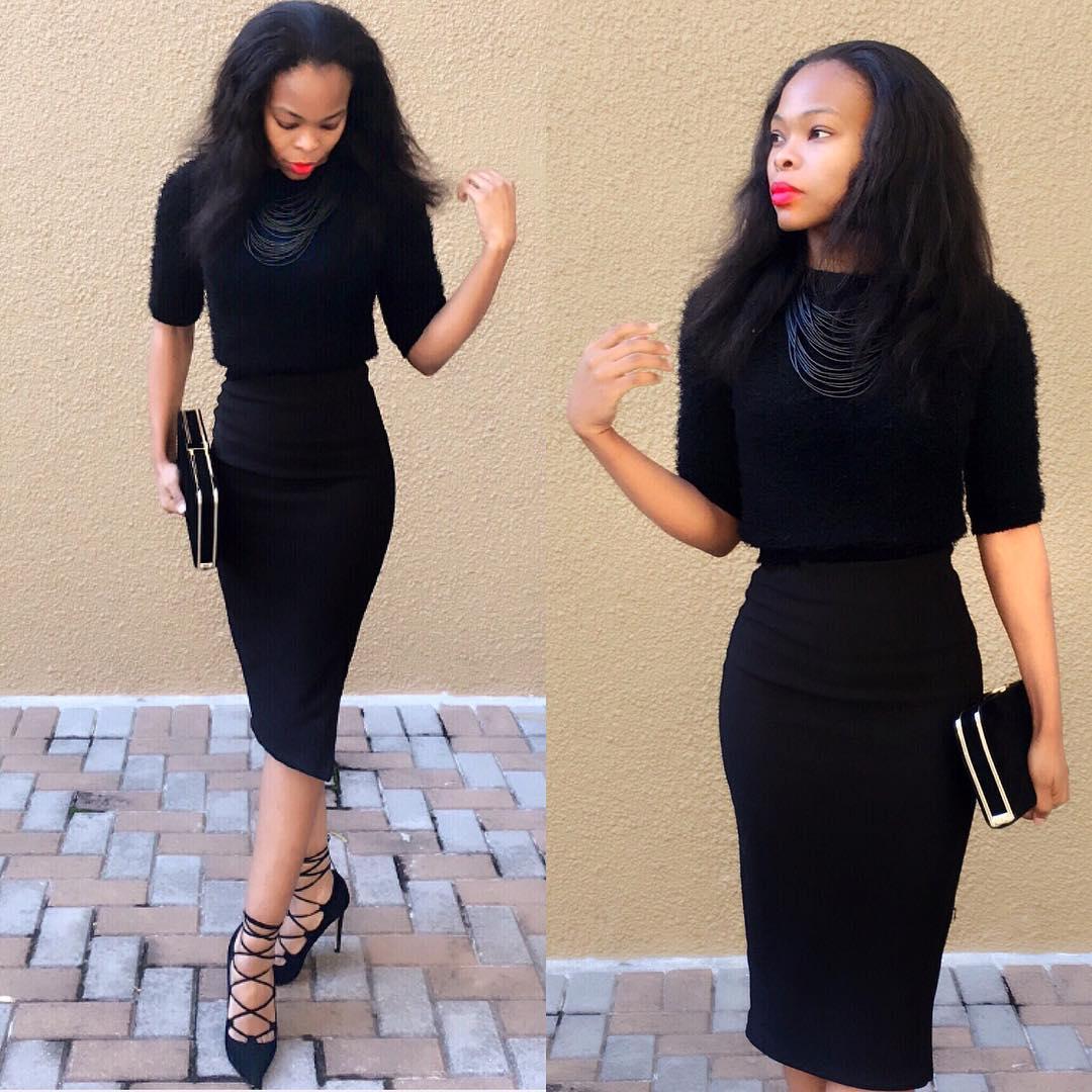Fashion Feature Nina Lomahoza   South African Style