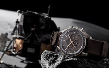 Wallpaper: OMEGA Speedmaster Apollo 11