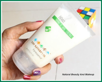 The Nature's Co Kiwi Hand & Nail Cream Review