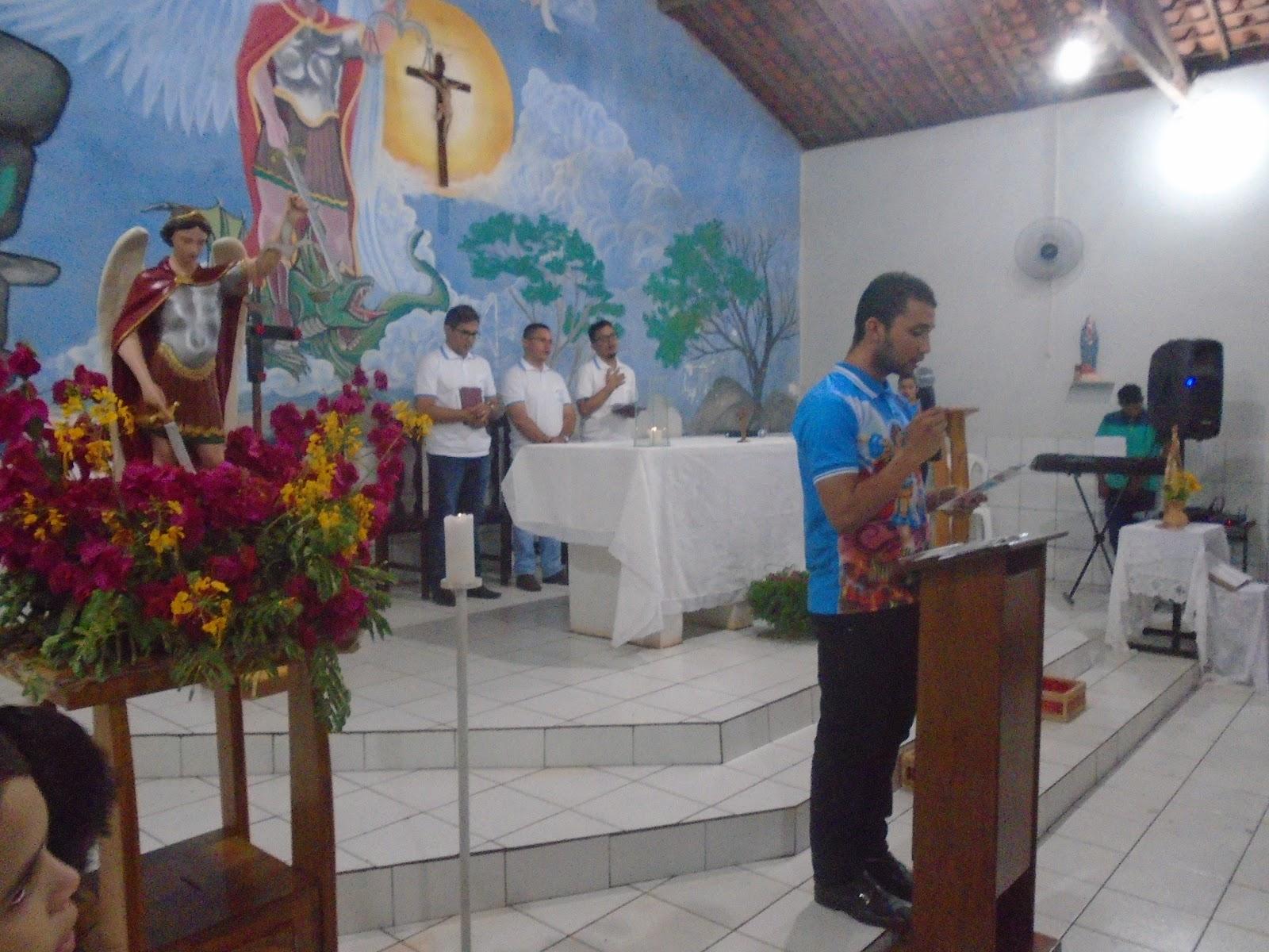 Festa de São Miguel Arcanjo: 4ª novena