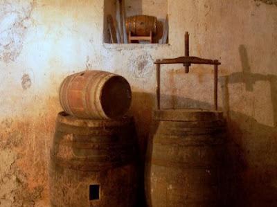 Αποθήκευση και συντήρηση κρασιού