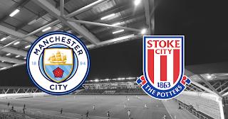 Man City vs Stoke City
