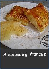Ananasowy francuz