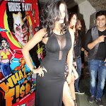 Poonam Pandey hot pictures showing her tatoo on her thigh